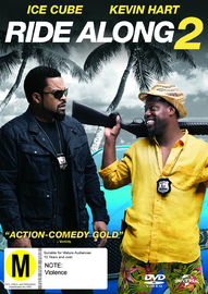 Ride Along 2 on DVD, UV