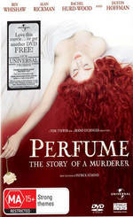 Perfume - The Story Of A Murderer on DVD
