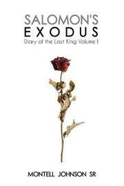 Salomon's Exodus by Montell Johnson Sr image