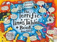 The Terrific Times Tables Book by Kate Petty image