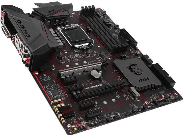 MSI H270 Gaming M3 Motherboard image