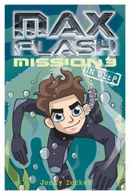 Max Flash: Mission 3 by Jonny Zucker image