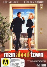 Man About Town on DVD image