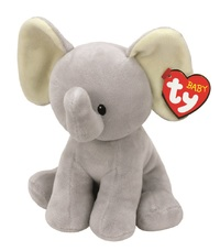 Ty Baby: Bubbles Elephant - Medium Plush