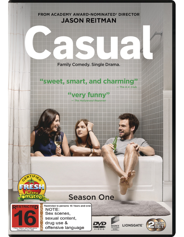 Casual - Season 1 on DVD