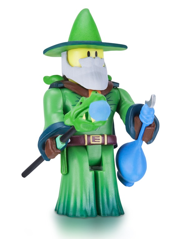 Roblox: Core Figure Pack - Emerald Dragon Master