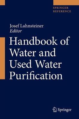 Handbook of Water and Used Water Purification image