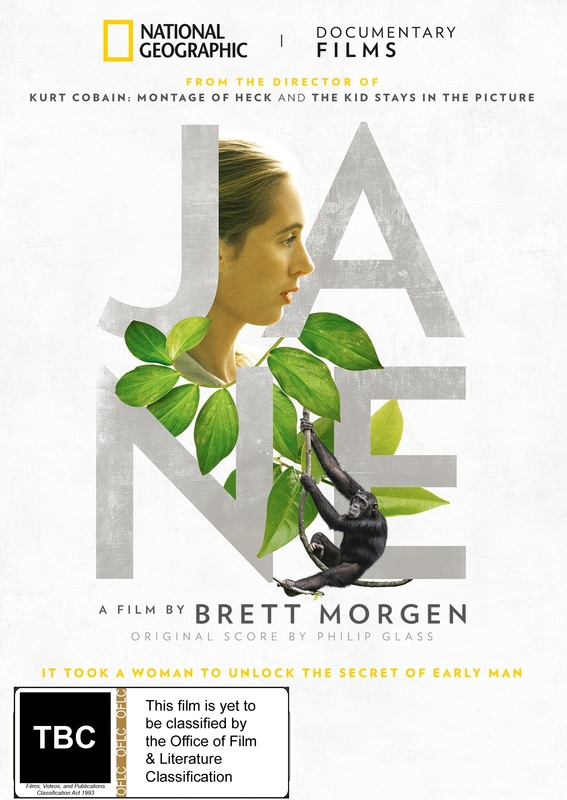 Jane on DVD