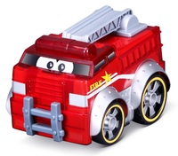 BB Junior: Push & Glow - Fire Truck