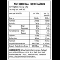 Eat Me Premium Whey Protein - Strawberry (1kg)