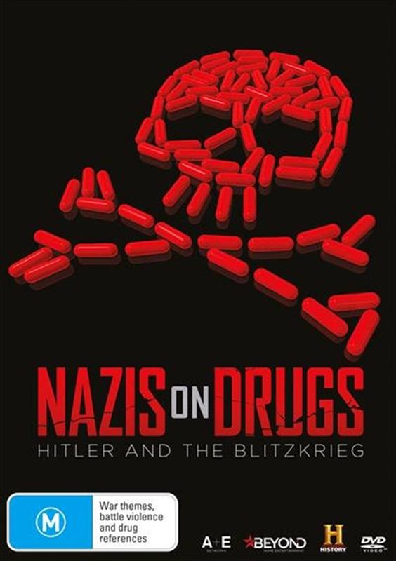 Nazis On Drugs: Hitler & The Blitzkrieg on DVD