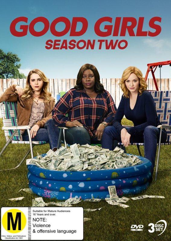 Good Girls - Season Two on DVD