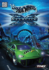 Hot Wheels: Velocity X for PC