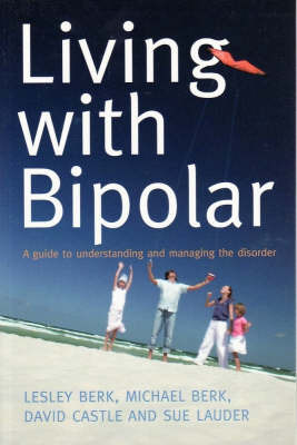 Living with Bipolar by Lesley Berk image