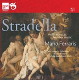 Stradella: Violin Sonatas & Chamber Music (4CD) by Mario Ferraris