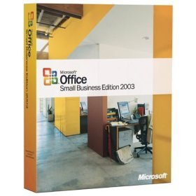 Microsoft Office 2003 Small Business Edition OEM