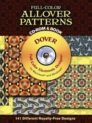 Allover Patterns by Dover Publications Inc