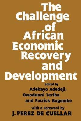 The Challenge of African Economic Recovery and Development image