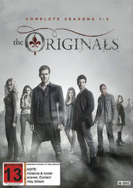 The Originals - Season 1 & 2 DVD