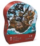 Crocodile Creek: Pirates Jigsaw Puzzle - 24pc