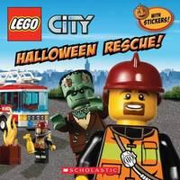 Lego City: Halloween Rescue by Trey King