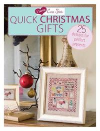 I Love Cross Stitch - Quick Christmas Gifts