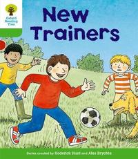 Oxford Reading Tree: Level 2: Stories: New Trainers by Roderick Hunt image