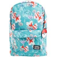 Loungefly Pokemon Goldeen Lotus Flowers Backpack