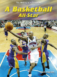 Making Of A Champion: A Basketball All-Star Hardback image