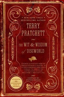 The Wit & Wisdom of Discworld by Terry Pratchett image