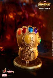 Avengers: Infinity War - Infinity Gauntlet Cosbaby Figure