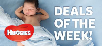 Huggies Deal of the Week