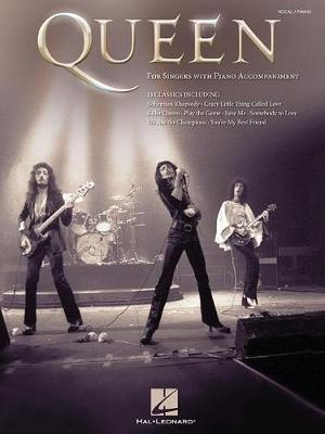 Queen by Hal Leonard Publishing Corporation