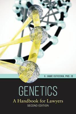 Genetics by A. James Cuticchia image