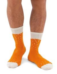 Luckies: Beer Socks - Ale
