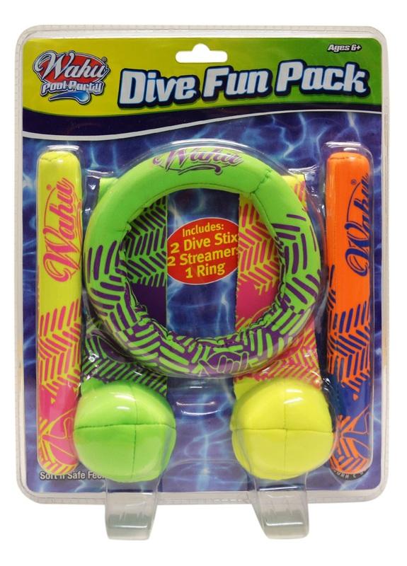Wahu - Dive Fun Pack