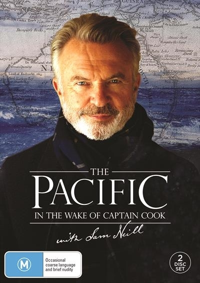 The Pacific: In The Wake Of Captain Cook With Sam Neill on DVD image