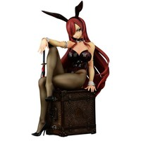 1/6 FAIRY TAIL: Erza Scarlet Bunny girl_Style/type - PVC Figure