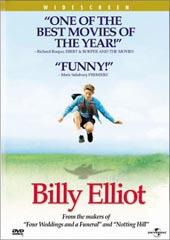 Billy Elliot on DVD