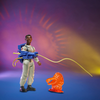 Ghostbusters: Kenner Classics - Winston Zeddemore and Chomper Ghost image