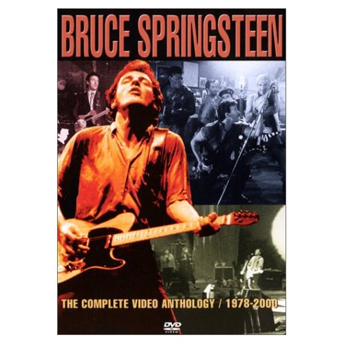 Bruce Springsteen - Video Anthology 1978 - 2000 (2 disc set) on DVD image