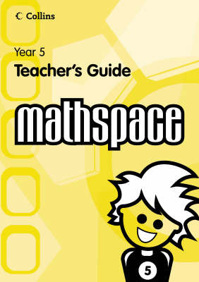 Mathspace: Year 5: Teacher's Guide by Lambda Educational Technologies Ltd image