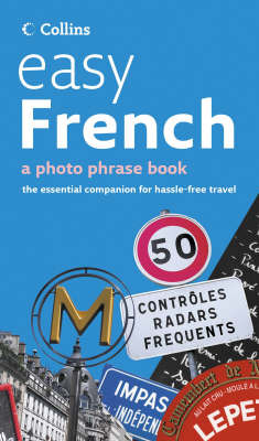 Easy French CD Pack: Photo Phrase Book and Audio CD image