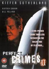 Perfect Crimes - Vol. 2 on DVD
