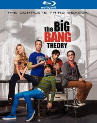 The Big Bang Theory - The Complete Third Season on Blu-ray