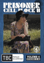 Prisoner - Cell Block H: Vol. 6 - Episodes 81-96 (4 Disc Set) on DVD