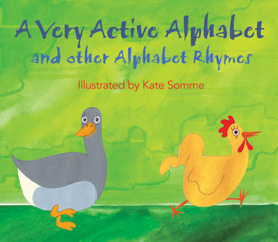 A Very Active Alphabet and Other Alphabet Rhymes image
