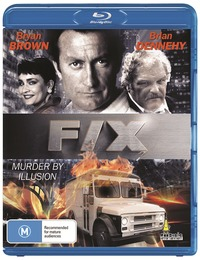 F/X Murder By Illusion on Blu-ray