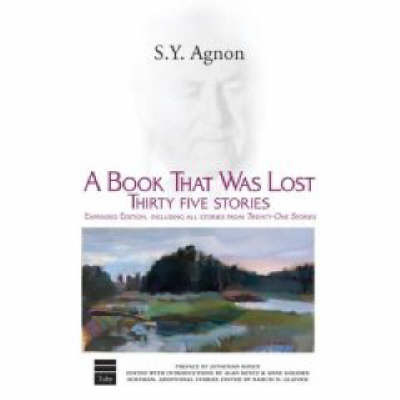 A Book That Was Lost: Thirty Five Stories by S.Y. Agnon
