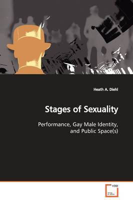 Stages of Sexuality by Heath A. Diehl